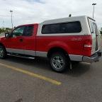 Truck Camper Build #1
