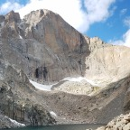 Chasm Lake, My Last Colorado Hike