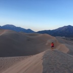 The Great Sand Dunes, A Love Story