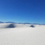 White Sands: Another Dune Encounter
